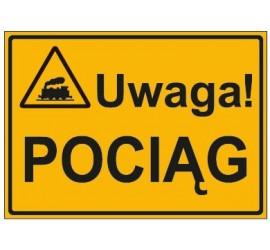 UWAGA! POCIĄG (319-76)