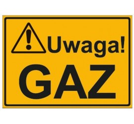 UWAGA! GAZ (319-88)