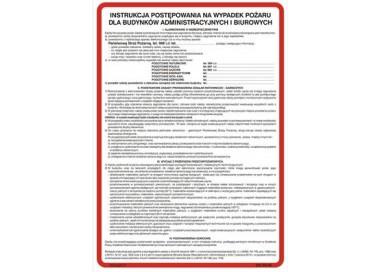 Instrukcja bezpieczeństwa przy przewozie towarów niebezpiecznych (benzyna) 222 XO-12