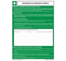 Organizacja pierwszej pomocy (422 XO-62-01)
