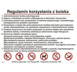 Regulamin korzystania z...