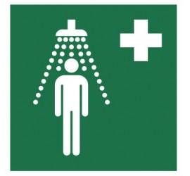 Znak prysznic bezpieczeństwa (E12)