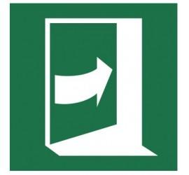 Znak pchać z prawej, aby otworzyć (E23)