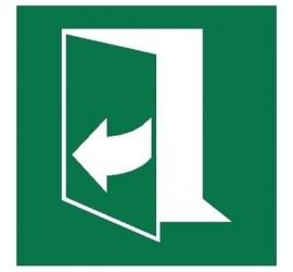 Znak ciągnąć z prawej strony aby otworzyć (E58)