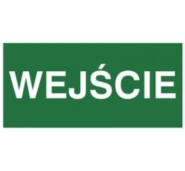 Znak wejście (816)