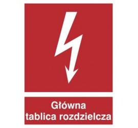 Znak główna tablica rozdzielcza (219-02)
