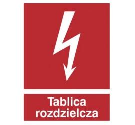 Znak tablica rozdzielcza (219-03)