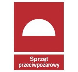 Znak sprzęt przeciwpożarowy (229-04)