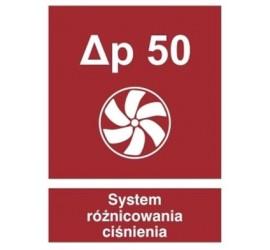 Znak system różnicowania ciśnienia (227-05)