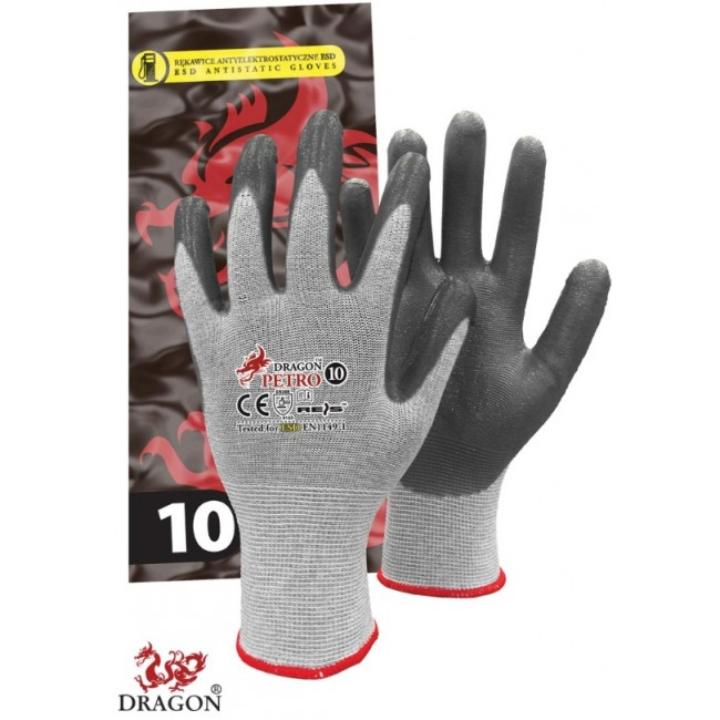 Rękawice ochronne Dragon PETRO