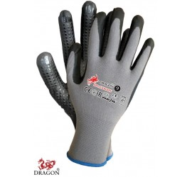 Rękawice ochronne Dragon RBLACKBERRY