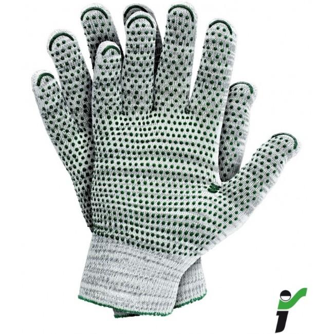 Rękawice ochronne antyprzecięciowe JS DYNADOT