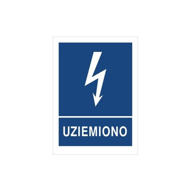 Znak uziemiono (530-06)