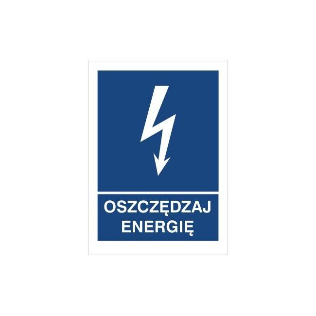 Znak oszczędzaj energię (530-31)