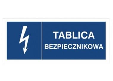 Znak tablica bezpiecznikowa (530-30)