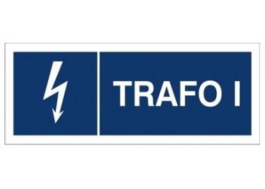 Znak TRAFO I (530-33)