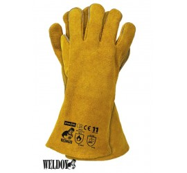 Rękawice ochronne spawalnicze Reis WELDOGER