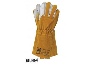 Rękawice ochronne spawalnicze Reis YELLOWBEE