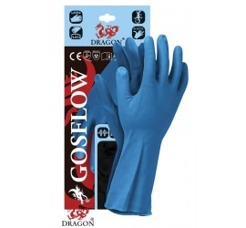 Rękawice ochronne gumowe Reis GOSFLOW