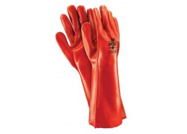 Rękawice ochronne gumowe Reis RPCV40