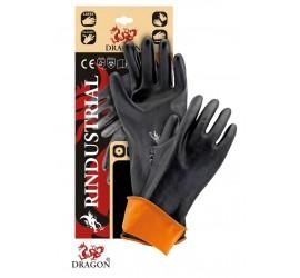 Rękawice ochronne gumowe Reis RINDUSTRIAL