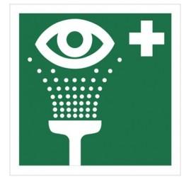 Znak prysznic do przemywania oczu (503-01)