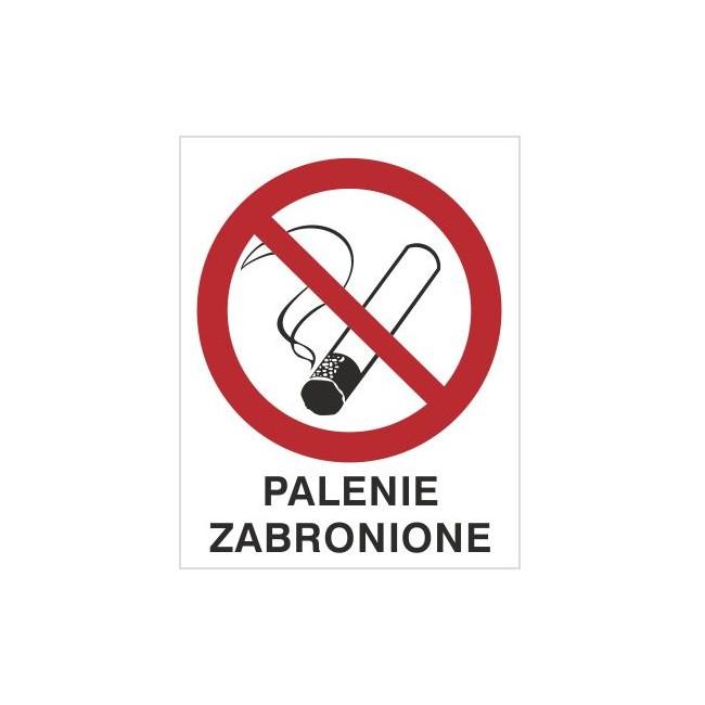 Znak palenie zabronione (209-02)