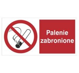 Znak palenie zabronione (209-05)