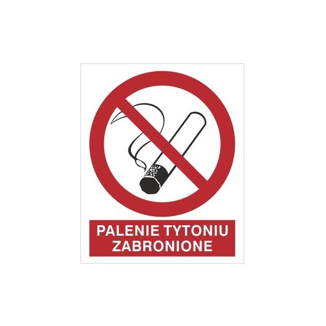 Znak palenie tytoniu zabronione (209-11)