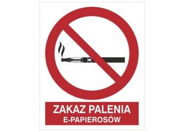 Zakaz palenia e-papierosów (209-17)