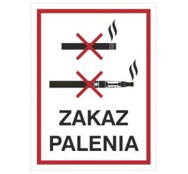 Zakaz palenia (209-18)