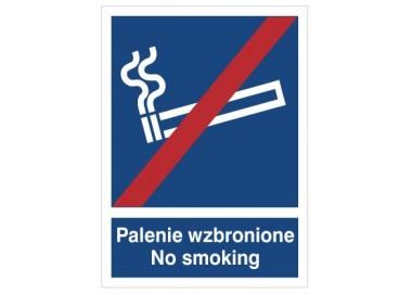 Palenie wzbronione no smoking (830-01)