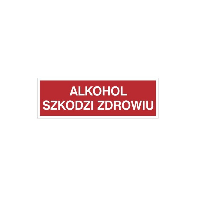 Alkohol szkodzi zdrowiu (857-12)