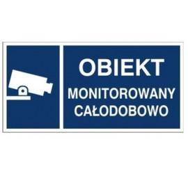 Obiekt monitorowany...