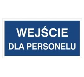 Wejście dla personelu (816-02)
