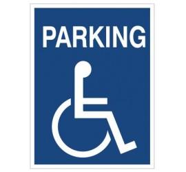 Parking dla inwalidów (820-01)