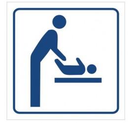 Miejsce do przewijania dzieci (823-73)