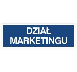Dział marketingu (801-26)