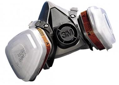 Półmaska oddechowa wielokrotnego użytku 3M MAS-6000