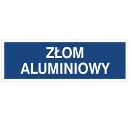 Złom aluminiowy (801-105)