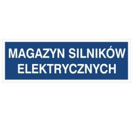 Magazyn silników elektrycznych (801-142)