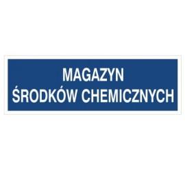 Magazyn środków chemicznych (801-147)