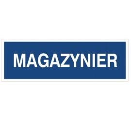 Magazynier (801-151)