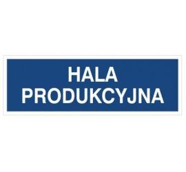 Hala produkcyjna (801-190)
