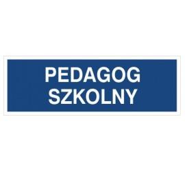 Pedagog szkolny (801-224)