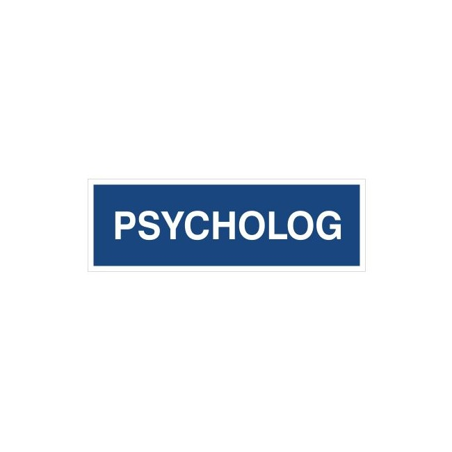 Psycholog (801-226)