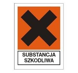 Znak substancja szkodliwa (700-02)