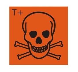 Substancja bardzo toksyczna (700-04)