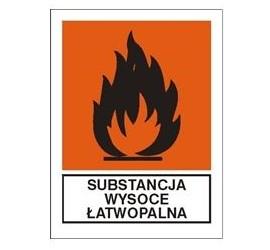 Substancja wysoce łatwopalna (700-08)