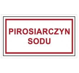 Pirosiarczan sodu (815-04)